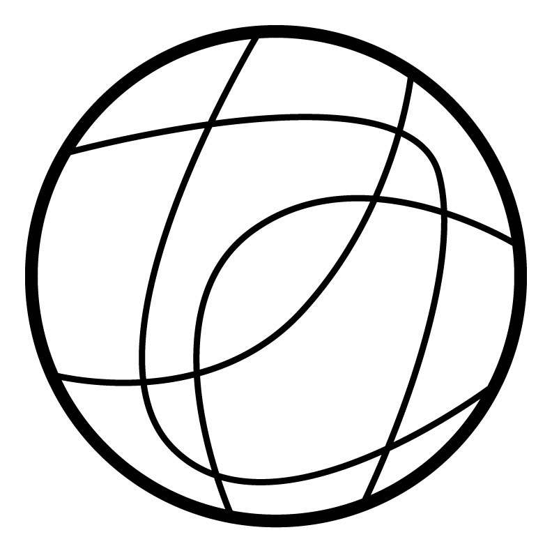 NASA circle designs by Emily Longbrake