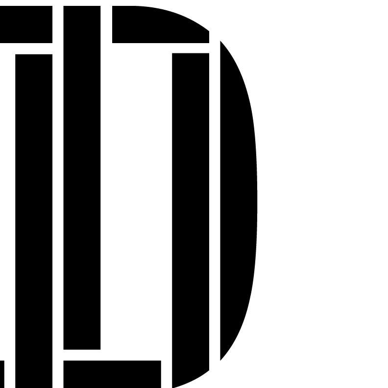 Alphabet graphic design by Emily Longbrake