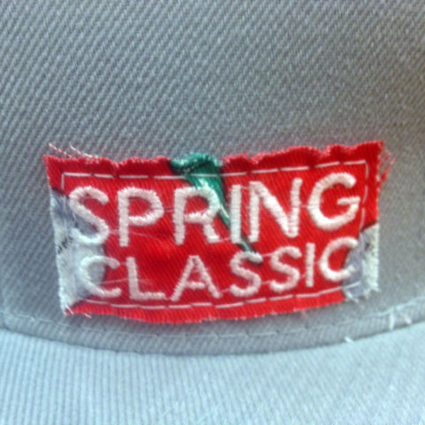 day 256: spring classic embroidery, hats and socks edition