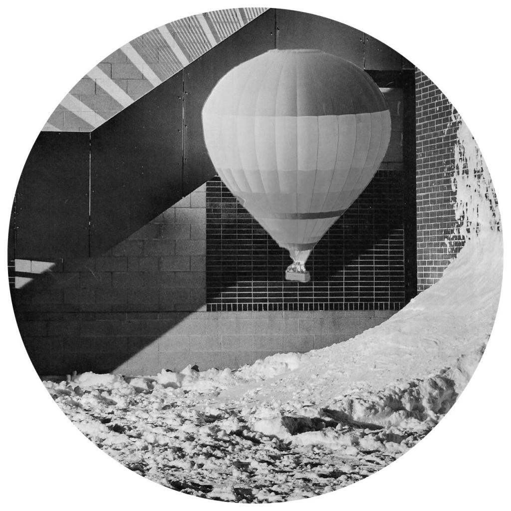 hot air balloon staircase