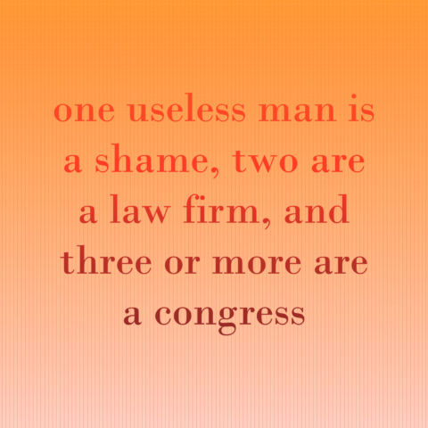 day 303: congress