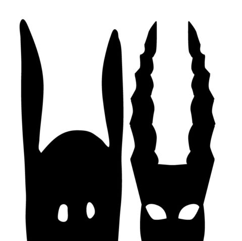 day 320: african masks