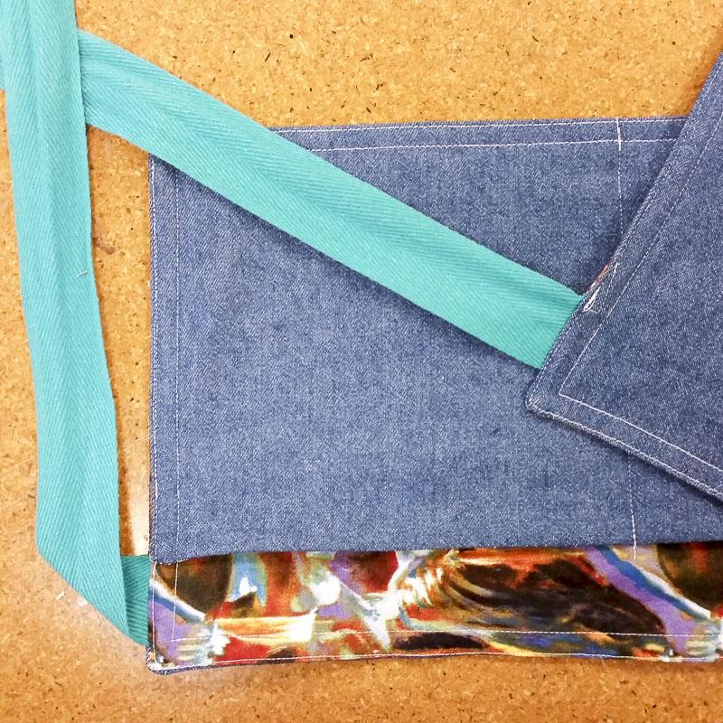 scrap fabric apron_3