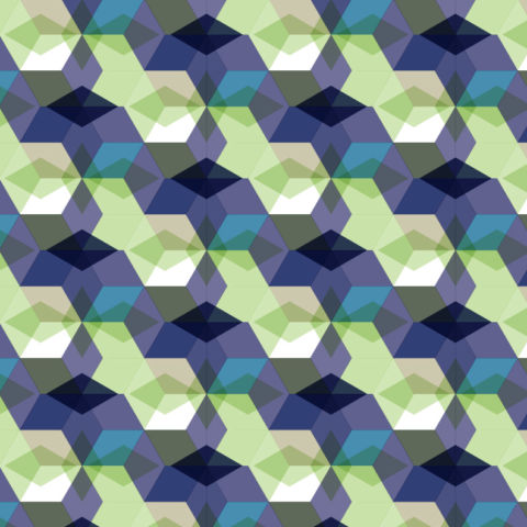 hex tile pattern