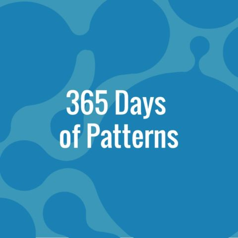365 days of patterns