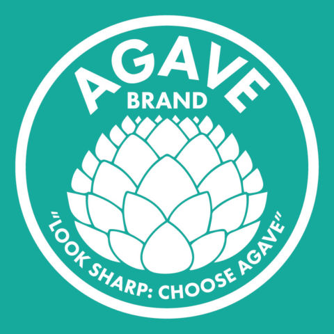 agave brand: look sharp!