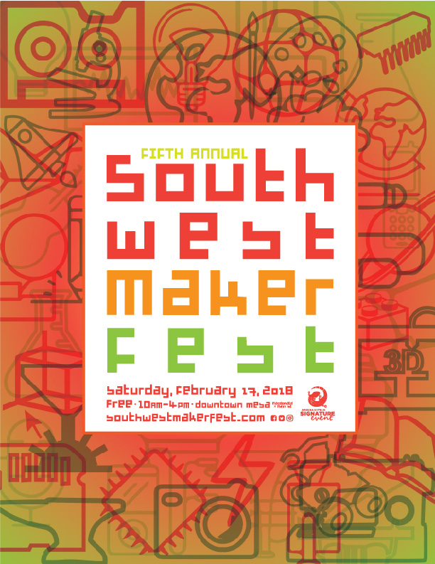 Southwest Maker Fest 2018