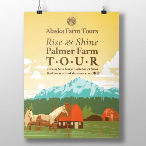 Alaska Farm Tours