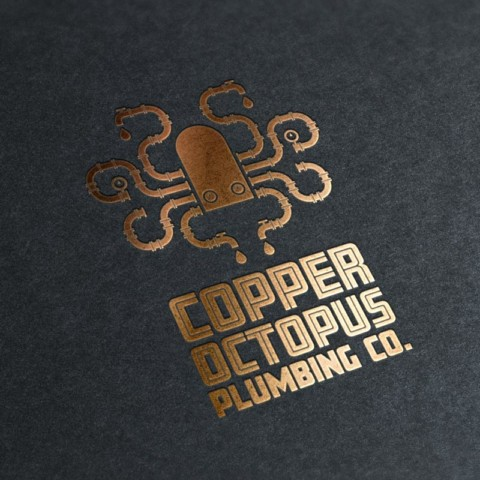 Copper Octopus Plumbing