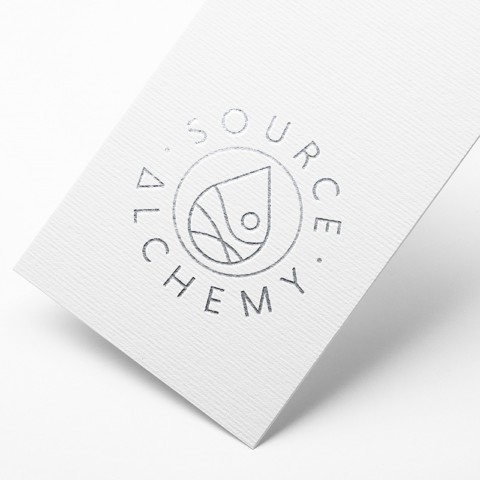 Source Alchemy Logo Design
